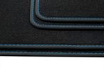 Premium floor mats for Mini 1 Typ R50 / R53 from 2001-2006 L.H.D. only Bild 2