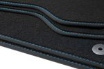 Premium floor mats for Mini 1 Typ R50 / R53 from 2001-2006 L.H.D. only Bild 3