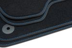 Premium floor mats for Mini Clubman Typ R55 from 2007-2014 L.H.D. only Bild 4