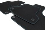 Premium floor mats for Mini Clubman Typ R55 from 2007-2014 L.H.D. only Bild 6