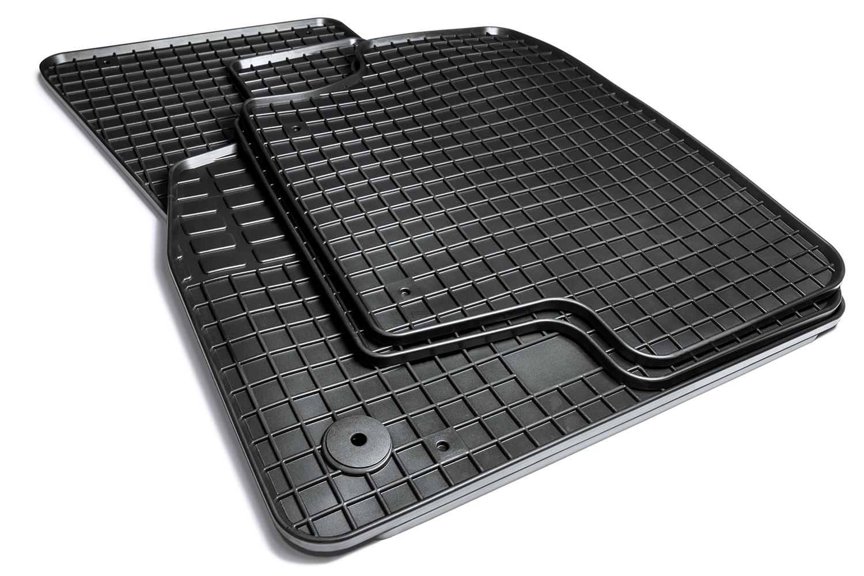 Gummimatten für VW Passat B8 ab 2014 Gummi Fußmatten Gummifußmatten Satz