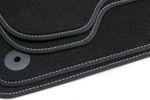 Premium floor mats fits for VW Touran 2003-2015 L.H.D. only
