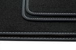 Premium Tapis de sol pour VW Touareg I 1 7L année 2003-2010