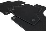 Premium floor mats for VW Up 2011- L.H.D. only