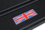 Exclusive Union Jack floor mats fits for Mini Clubman R55 2007 - 2014 L.H.D. only Bild 5