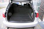 3-pièces tapis de sol du coffre adapté pour Audi A6 4B Avant année 1998-2005