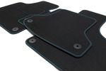 Premium floor mats for VW Passat B5 3BG 1996-2005 L.H.D. only Bild 6