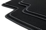 Exclusive floor mats fits for Mini Clubman R55 2007-2014 L.H.D. only
