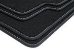 Exclusive floor mats fits for Mini Clubman R55 2007-2014 L.H.D. only Bild 2
