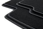 Exclusive floor mats fits for Mini Clubman R55 2007-2014 L.H.D. only Bild 4
