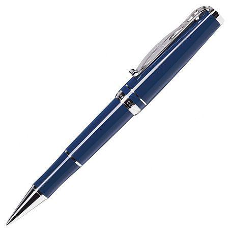 Cleo Skribent Kugelschreiber Platinum, blau