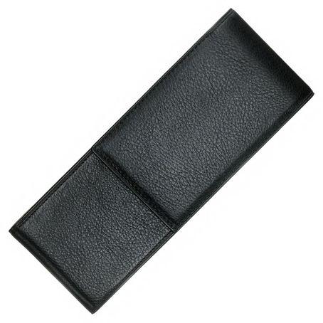 Lamy Lederetui, schwarz für zwei Schreibgeräte Modell A202