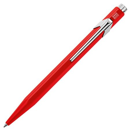 Caran d'Ache Kugelschreiber 849 Classic Line, rot mit roter Mine