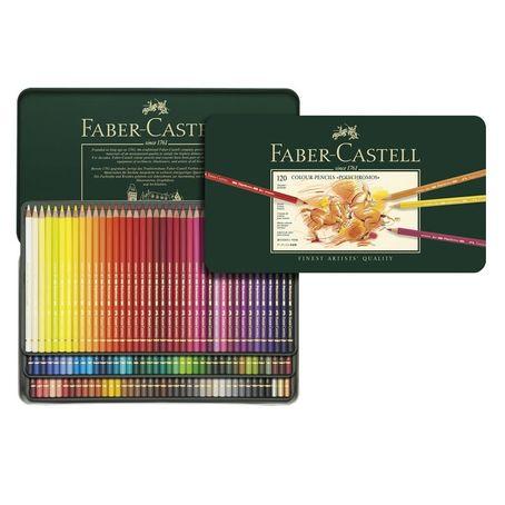 Faber-Castell Künstlerfarbstifte Polychromos 120er Metalletui
