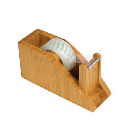Wedo Klebefilm-Abroller Bambus