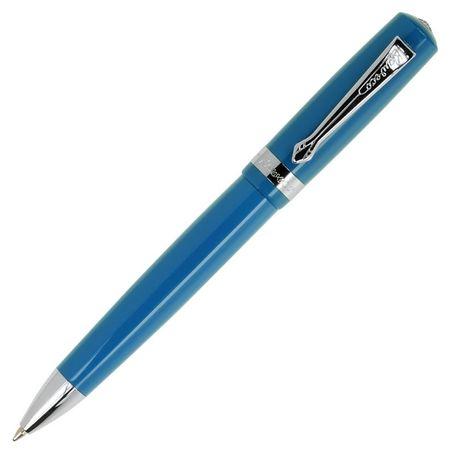 Kaweco Kugelschreiber Student retro blau