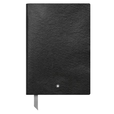 Montblanc Notizbuch Fine Stationery Notebook #146 Black, liniert