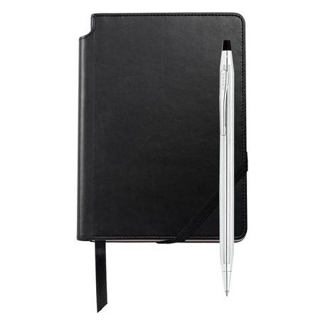 Cross Journal und Kugelschreiber im Set Classic Century schwarz