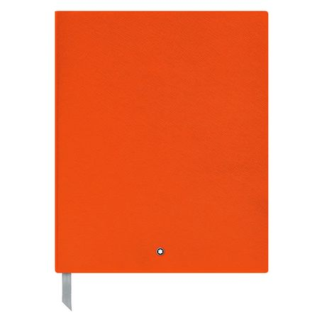 Montblanc Fine Stationery Sketch Book 149 Lucky Orange