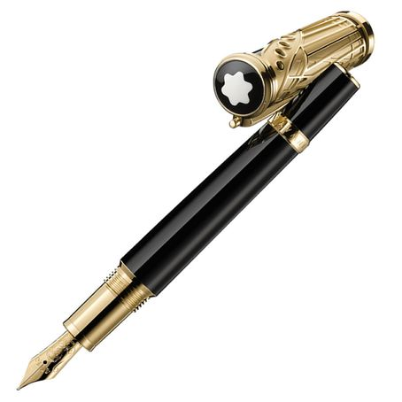Montblanc Füllhalter Henry E. Steinway Limited Edition 4810