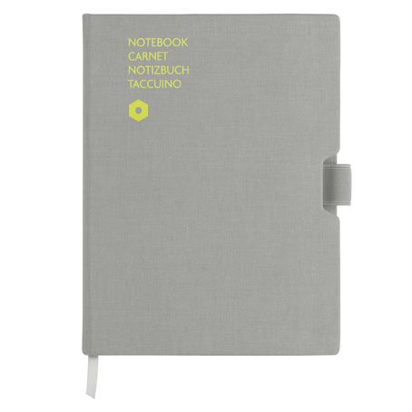 Caran d'Ache Notizbuch Office A5 Stoff