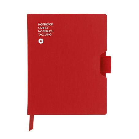 Caran d'Ache Notizbuch Office A6 Stoff