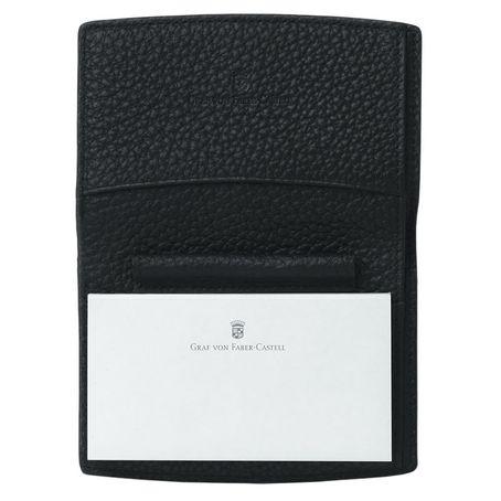 Graf von Faber-Castell Blocketui Cashmere schwarz