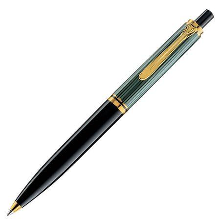 Pelikan Kugelschreiber Souverän 400 Schwarz-Grün