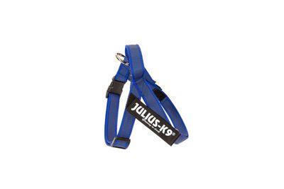 Julius K9 IDC Gurtbandgeschirr Color&Gray, Gr. Mini-Mini, blau – Bild 3
