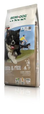 BEWI DOG lamb & rice – Bild 2