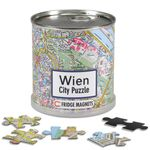 City Puzzle Magnets - Wien von Extragoods
