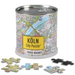 City Puzzle Magnets - Köln von Extragoods