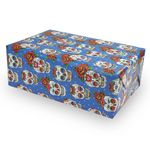 Gift wrap paper DAY OF THE DEAD - Set of 3 002