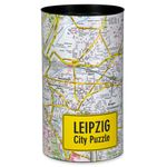 City Puzzle - Leipzig von Extragoods