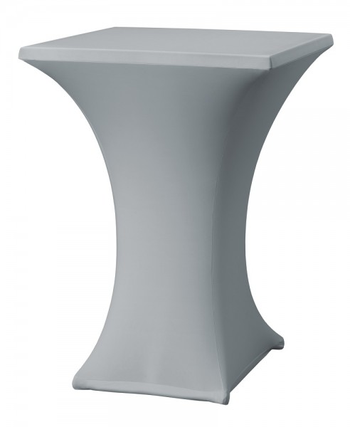Stehtischhusse Rumba D2 Easy-Jersey für einen Tisch mit 80x80 cm  – Bild 9