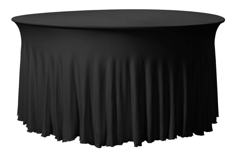 Tischhusse Grandeur rund Easy-Jersey für 150 bis 180 cm Durchmesser – Bild 15