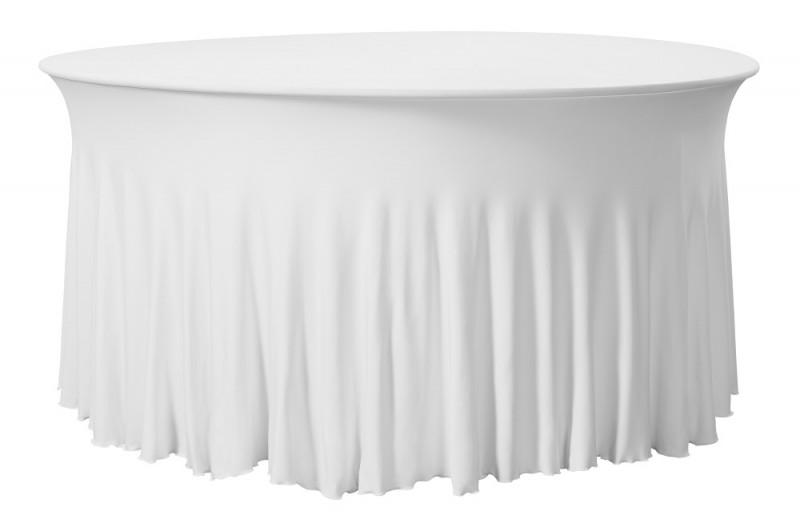 Tischhusse Grandeur rund Easy-Jersey für 150 bis 180 cm Durchmesser – Bild 16