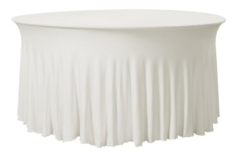 Tischhusse Grandeur rund Easy-Jersey für 150 bis 180 cm Durchmesser – Bild 5