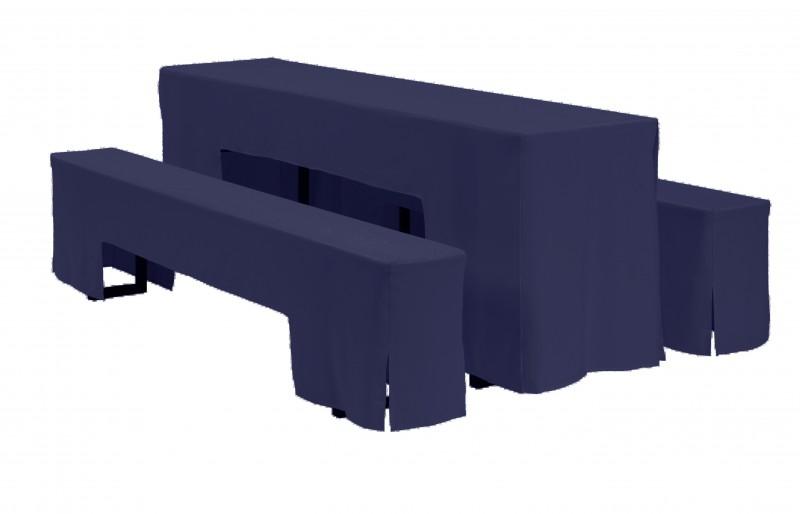 Festzeltgarnitur Arcade President 170gr/m² für 50 bis 80 cm breite Garnituren – Bild 3