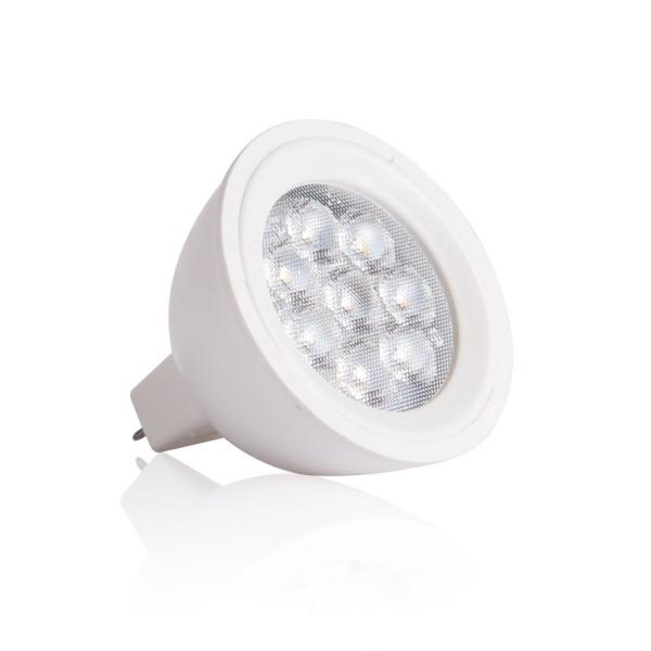 LED Leuchtmittel GU5,3 Leistung 3W  250 lm, 8 SMD Energiesparlampe – Bild 1