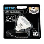 LED Leuchtmittel GU5,3 Leistung 3W  250 lm, 8 LED Energiesparlampe 2