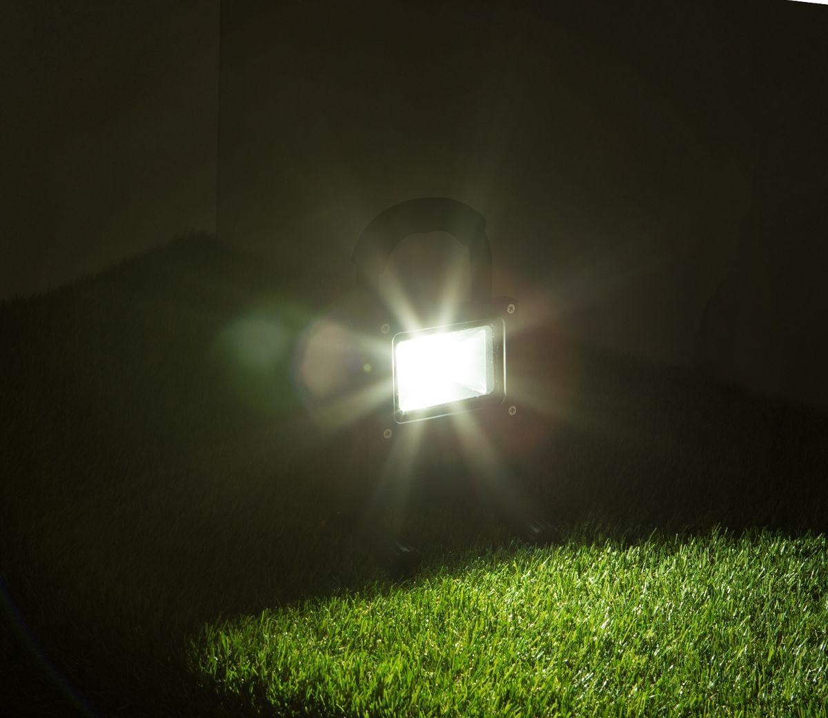 LED Baustrahler Aussenstrahler Projektlicht 10 Watt BT9318  – Bild 6