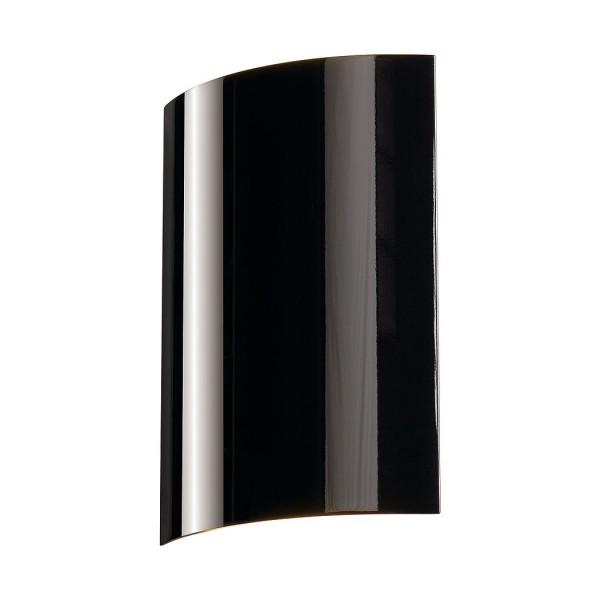LED SAIL 2 Wandleuchte, halbrund, weiss, 2x3W LED, 3000K – Bild 2
