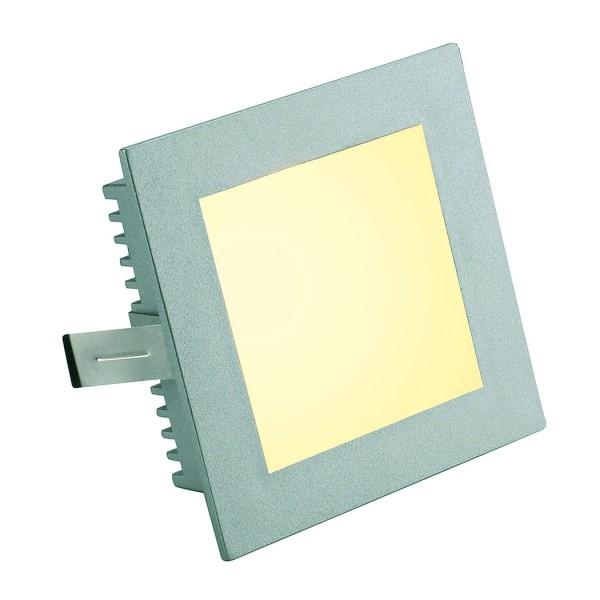 FLAT FRAME BASIC Einbau- leuchte, eckig, silbergrau, G4, max. 20W – Bild 3