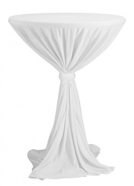 Dena Stehtischhusse Party Poly-Jersey für Stehtisch für 70 bis 90 cm Durchmesser überwurf – Bild 1