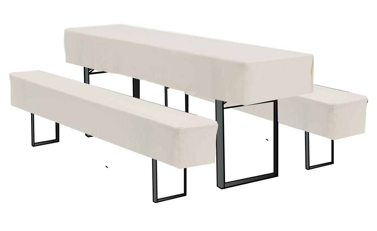Festzeltgarnitur Salto President 170gr/m² für 50 bis 70 cm breite Garnituren – Bild 6
