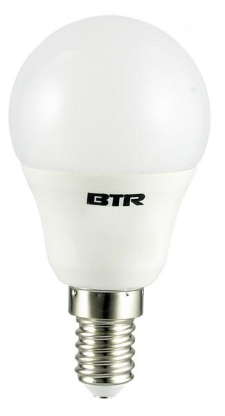 6er Set LED Leuchtmittel P45, 5,5W, E14, 470lm Non-Dim, warmweiß, Energiesparlampe  – Bild 2