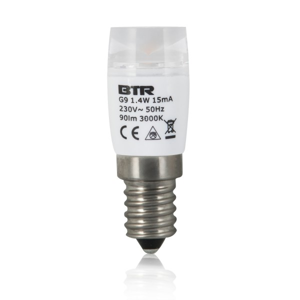 Dekolampe E14 LED 1,4W 90lm Non Dimmable Energiesparlampe – Bild 1