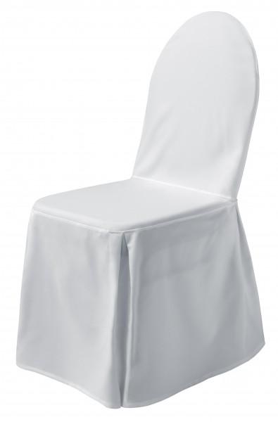 Stuhlüberzug Excellent mit Schleife Poly-Jersey  – Bild 3