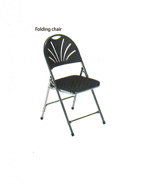 Stuhlüberzug Folding Chair Deluxe Poly-Jersey  – Bild 4